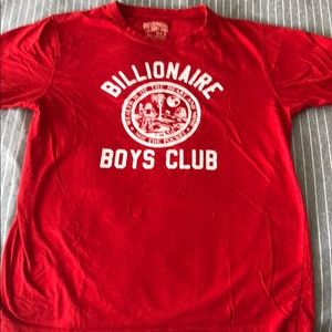 Billionaire Boys Club tee shirt